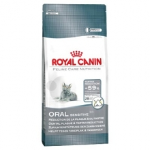 Royal Canin Oral Sensitive kassitoit, 8 kg