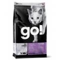 GO! Fit+Free teraviljavaba kassitoit kana, kalkuni ja pardiga, 1,81 kg