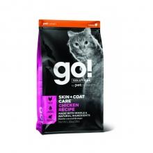 GO! Skin + Coat kassitoit kanalihaga, 7,3 kg