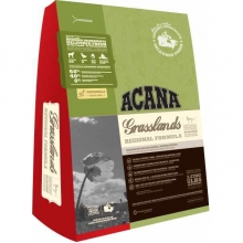 Acana Cat Grasslands - teraviljavaba kassitoit lambalihaga, 1,8 kg
