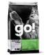 Go! Sensitivity teraviljavaba kassitoit forelliga, 1,81 kg