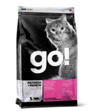 Go! Natural kassitoit kanalihaga, 3,63 kg