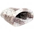 Soe ja pehme kassi magamiskott