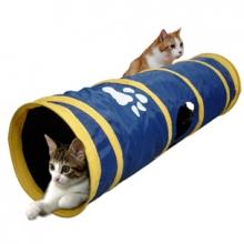 Kassi tunnel ja 2 mänguasja