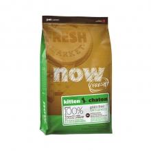 NOW Fresh teraviljavaba kassitoit kassipojale, kalkunilihaga, 1,81 kg