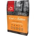 Orijen Cat & Kitten teraviljavaba kassitoit, 1,8 kg