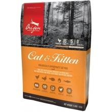 Orijen Cat & Kitten teraviljavaba kassitoit, 5,4 kg