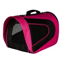 Nailonpuur kassile, roosa-must